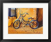 Framed Bicycle 1