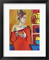 Framed Llady 1