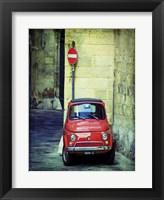 Framed Baby Fiat