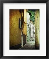 Framed Riva side street
