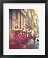 Framed Rome Street