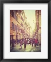 Framed Shopping in Rome