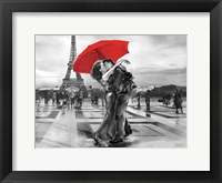 Framed French Kissing