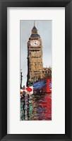 Framed London Big Ben