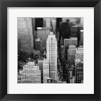 Framed Fifth Ave NYC