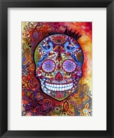 Framed Scull