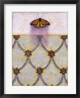 Framed Peaked Hill Monarch