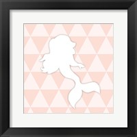 Framed Mermaid Geometric
