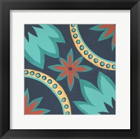 Framed Boho Chic I