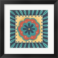 Framed Boho Chic IV