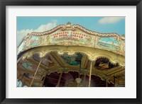 Framed Carousel Venetian