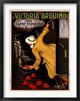 Framed Victoria Arduino