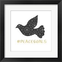 Framed Peace Goals