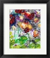 Framed Wildest Flowers