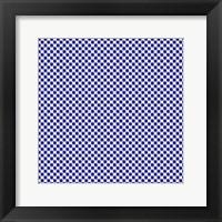 Framed Star of David Pattern