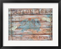 Framed Ceylong Tea