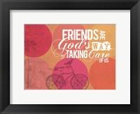 Framed Friends
