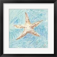 Framed La Mer A
