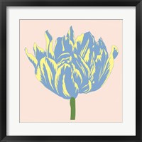Framed Soho Tulip I
