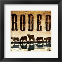Framed Rodeo