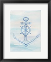 Framed Coastal Anchor 1