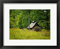 Framed Country Barn 1