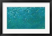 Framed Soft Lake Ripples