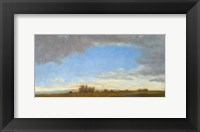 Framed Clearing Sky