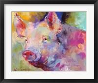 Framed Piggy