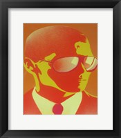 Framed Suit and Shades