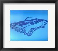 Framed Muscle Car 1