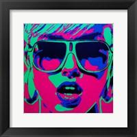 Framed Pop Star 1