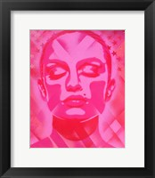 Framed Skin Deep Pinks