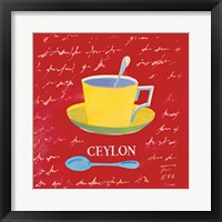 Framed Ceylon Bright