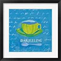 Framed Darjeeling Bright