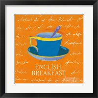 Framed English Breakfast Bright