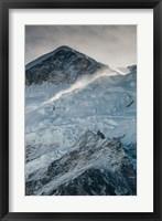 Framed Mountains in Khumbu Valley