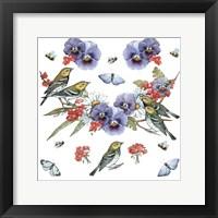 Framed Warblers