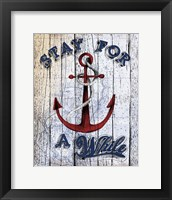 Framed Stay Anchor
