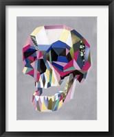 Framed Skull