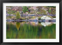 Framed Reflections