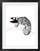 Framed Gecko