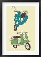 Framed Scooter I