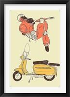 Framed Scooter IV