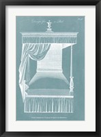 Framed Design for a Bed IV