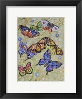 Framed Butterfly Dance