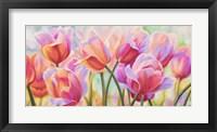 Framed Tulips in Wonderland