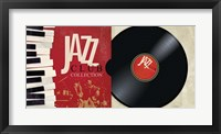 Framed Jazz Club Collection