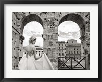 Framed From the Colosseum, Rome