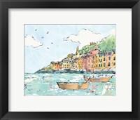 Framed Portofino I